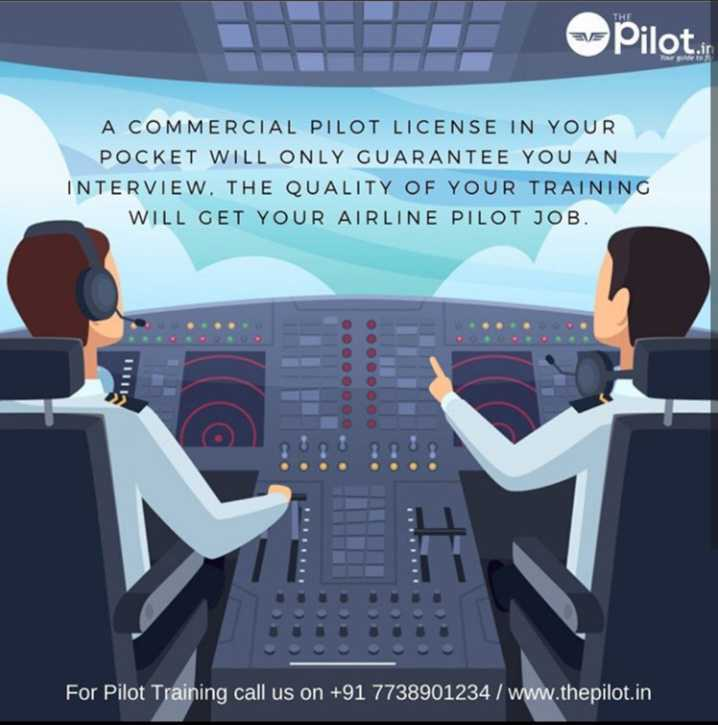 Pilot Training in India v/s Abroad